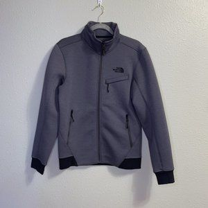 The North Face Softshell Grey Jacket NWOT Size S